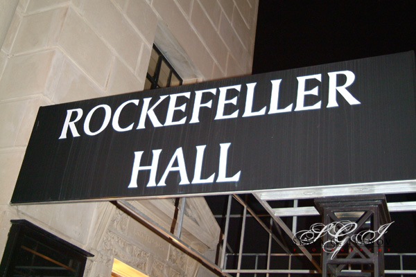 Houston wedding venue - Rockefeller Hall
