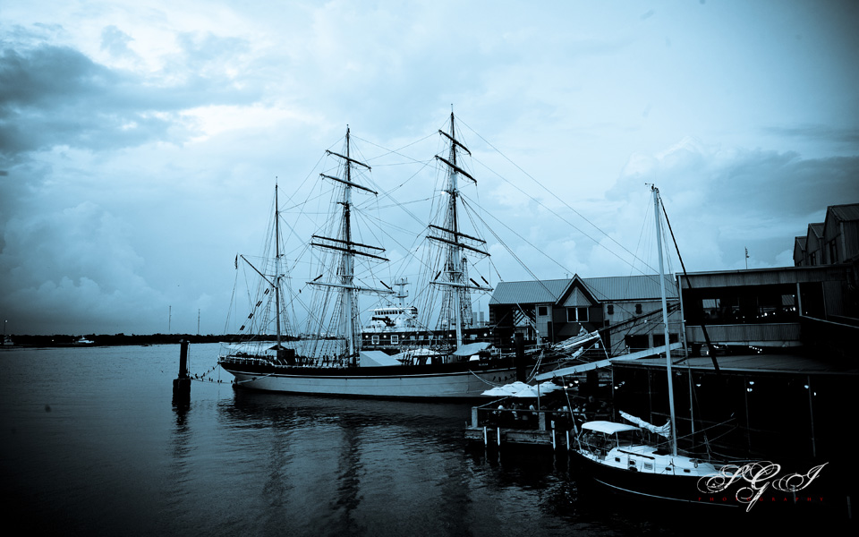 Galveston Texas tall ship Elissa