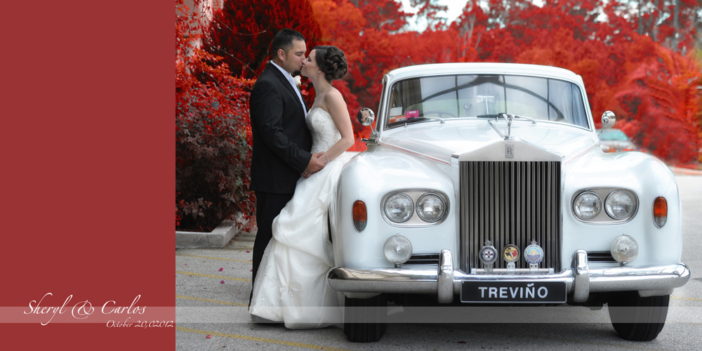 Enchanted Cypress Ballroom is great place to photograph weddings at