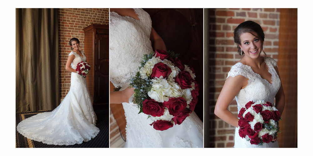 Tremont House Bridal portrait