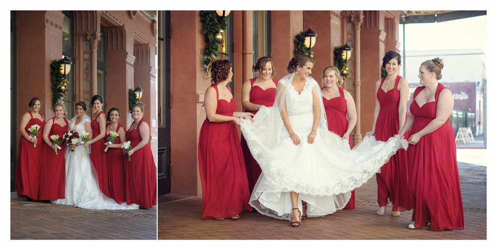Tremont house hotel bridal party