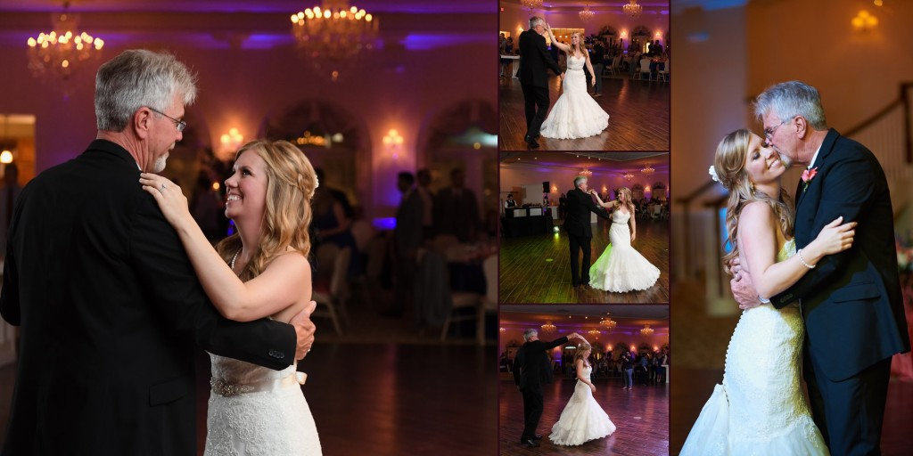 father daughter dance at ashton gardens west houston wedding photographer