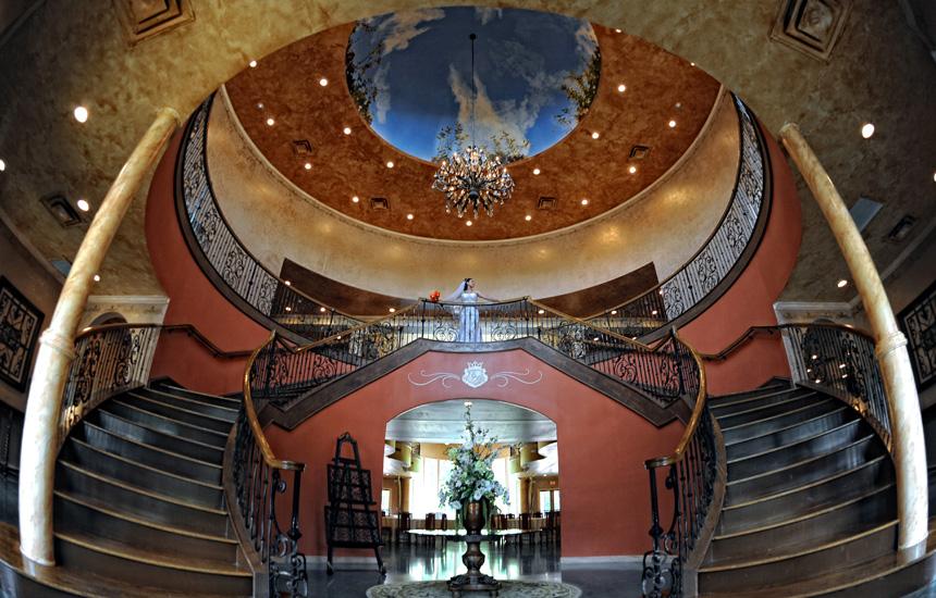 Chateau Polonez Houston Wedding Photographer