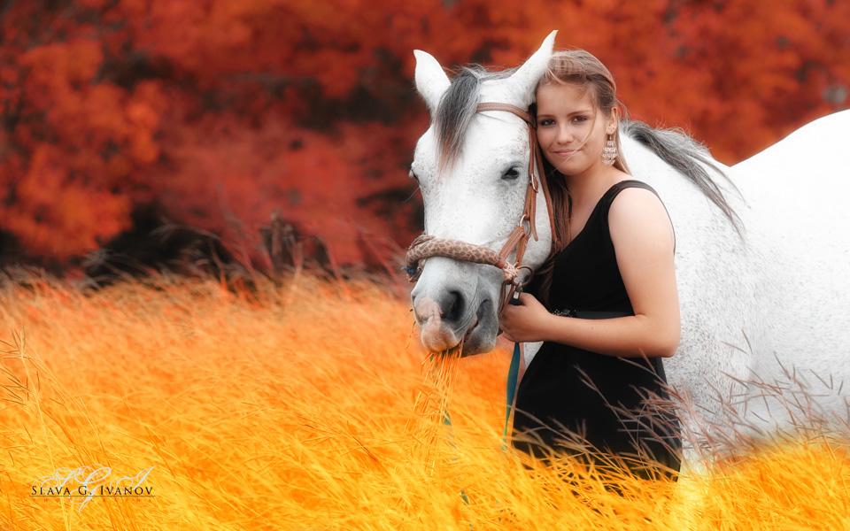 Houston Senior Portraits With Horses Houston Equestrian
