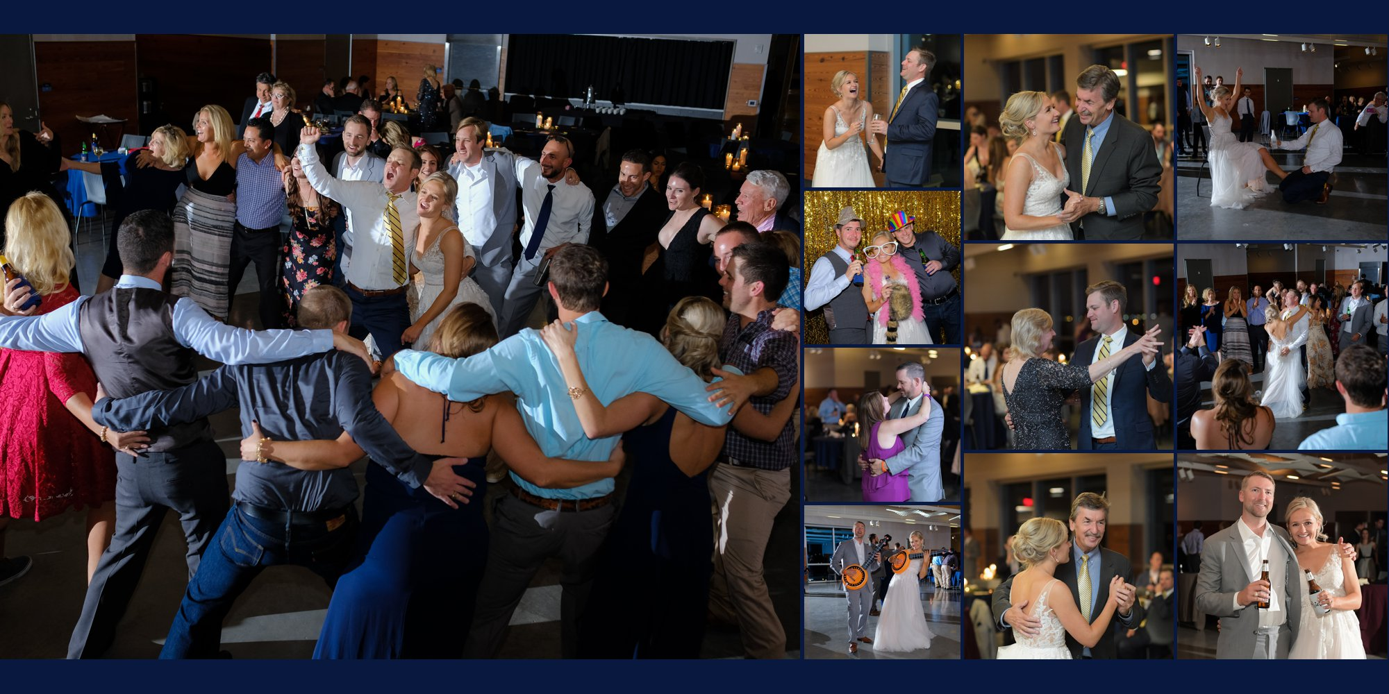 Sea Scout Base Galveston Texas Wedding Photographer